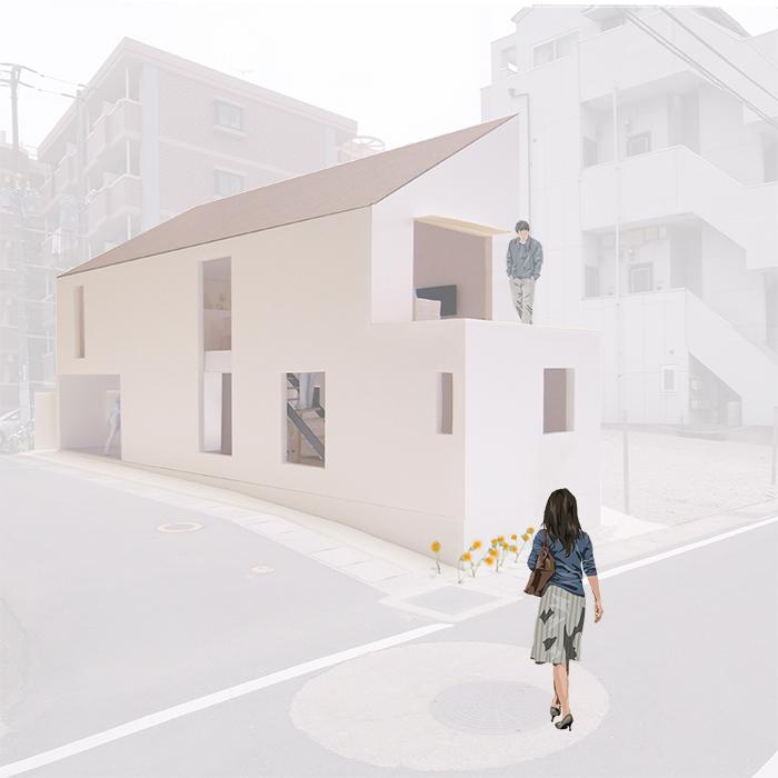 鳥飼の家02